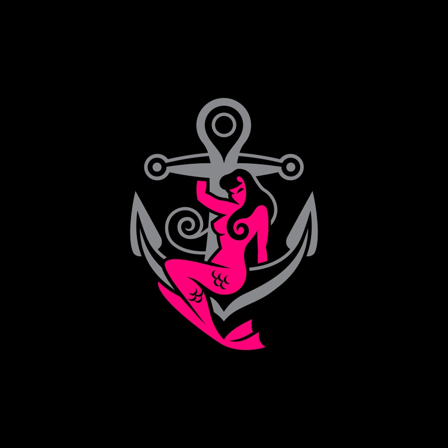 The Anchor, Logo by Chris Parks