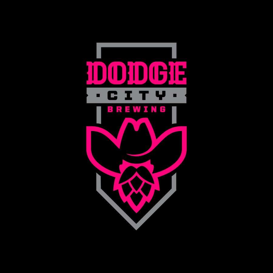 Dodge City Brewing, Logo by Chris Parks