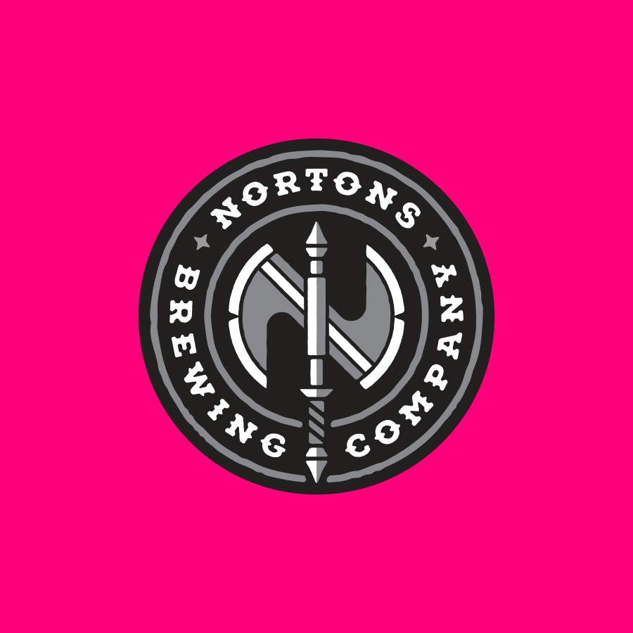 Nortons Brewing Company, Logo by Chris Parks